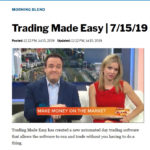 KTNV Morning Blend with TradingMadEasy.com, July 15, 2019 at 12:22 PM